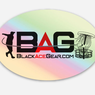 B.A.G. Holographic Sticker
